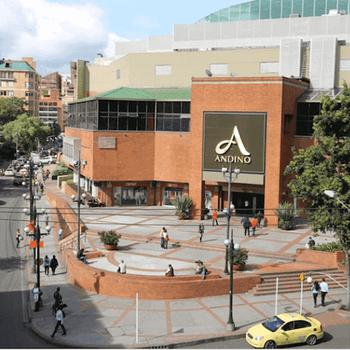 Centro Comercial Andino Hôtel GHL Collection 93 Bogota